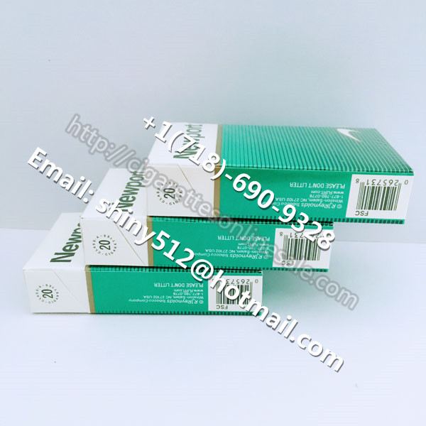 3 Cartons Of Newport 100s Menthol Cigarettes