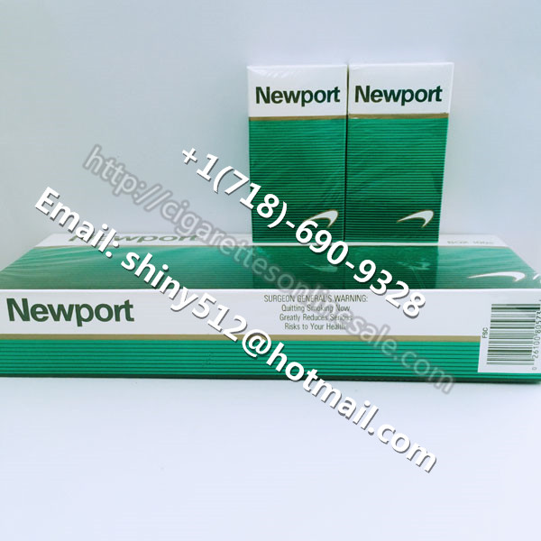 30 Cartons Of Newport 100s Menthol Cigarettes