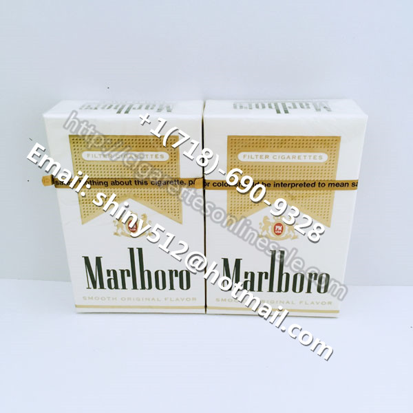 1 Carton Of Marlboro Gold Regular Cigarettes