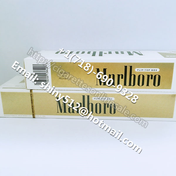 160 Carton Of Marlboro Gold Regular Cigarettes