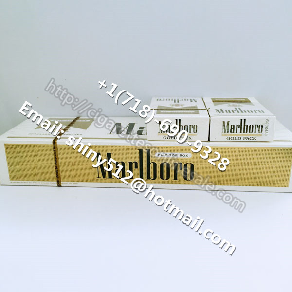 80 Carton Of Marlboro Gold Regular Cigarettes