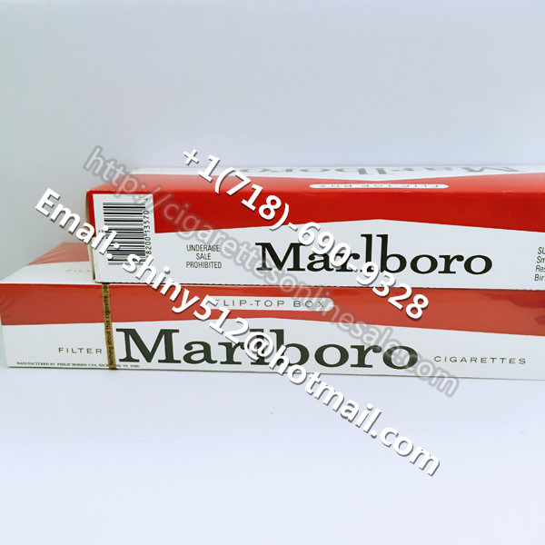 160 Carton Of Marlboro Red Regular Cigarettes