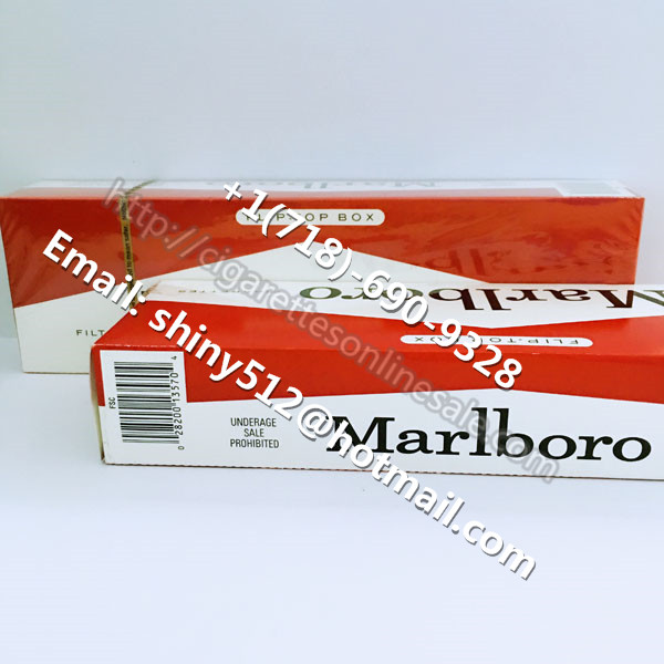 30 Carton Of Marlboro Red Regular Cigarettes