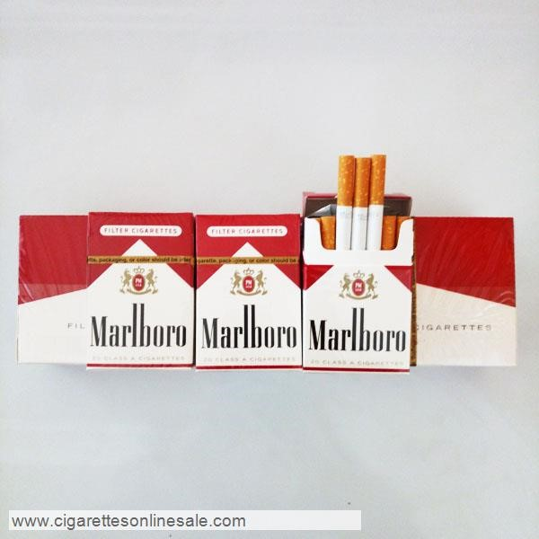 20 Carton Of Marlboro Red Regular Cigarettes