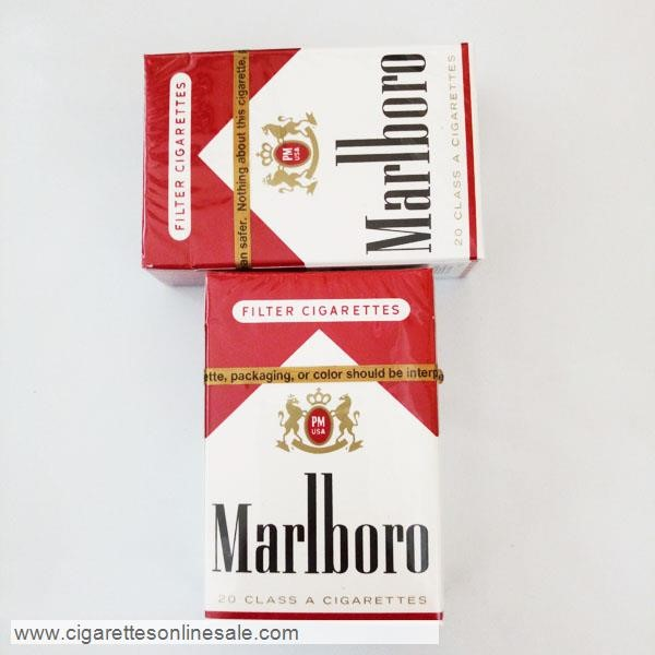 6 Carton Of Marlboro Red Regular Cigarettes