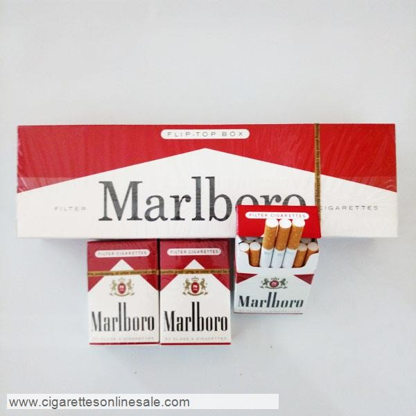 80 Carton Of Marlboro Red Regular Cigarettes