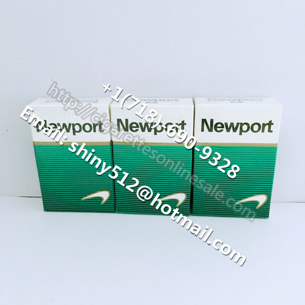 Newport Regular Cigarettes