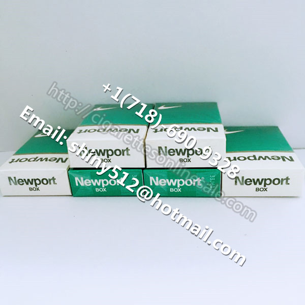 20 Carton Of Newport Regular Menthol Cigarettes