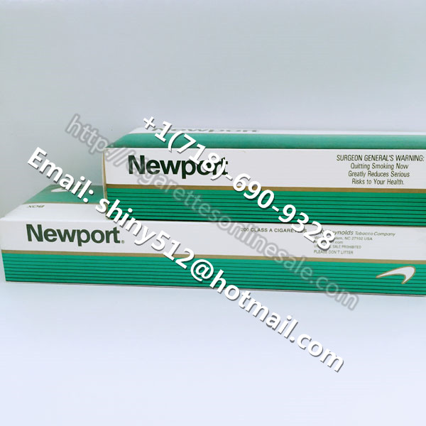 40 Carton Of Newport Regular Menthol Cigarettes